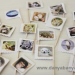 Zoo animal cupcake toppers: or customise to your theme
