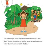 Book Review & Giveaway: Sophia's Jungle Adventure