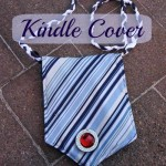Upcycled Kindle Bag
