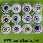 DIY Spooky Eyeballs