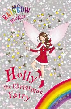 Holly the Christmas Fairy Rainbow Magic Book by Daisy Meadows
