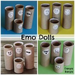 Emo Dolls {DIY dolls that encourage empathy through play}