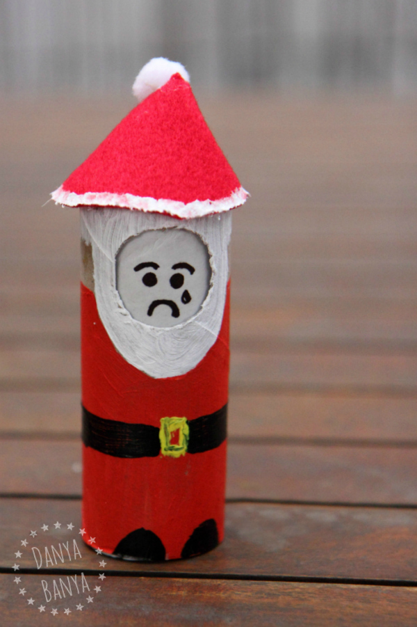 Emo Santa - helps kids understand emotions through play ~ Danya Banya