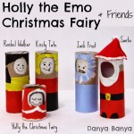 Holly the Emo Christmas Fairy