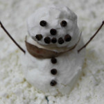 Make your own Play Snow for winter play without the temperature