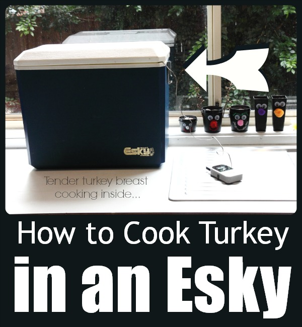 How to Cook Turkey in an Esky