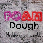 DIY Foam Dough