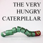 The Very Hungry Caterpillar Cardboard Roll Craft