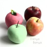 Apple Scented Play Dough