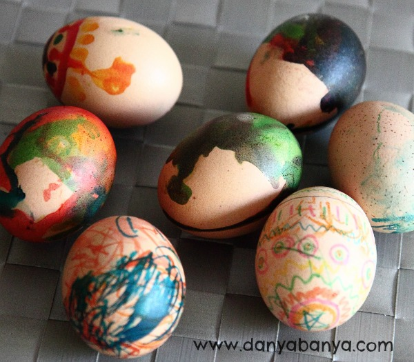 Painting boiled eggs easter home design architecture cilif decorating eggs with edible paints and markers danya banya painting boiled eggs easter ccuart Gallery
