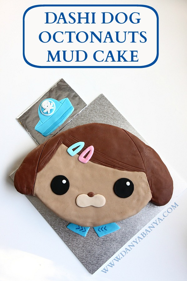 Dashi Dog Octonauts Mud Cake