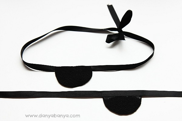 Easy DIY Eyepatch