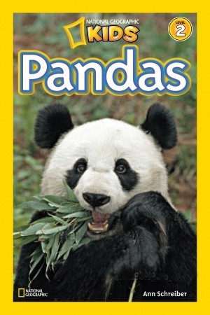 National Geographic Kids Early Reader book Pandas