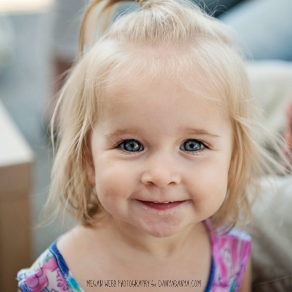 Bee, 18 months, by Megan Webb Photography