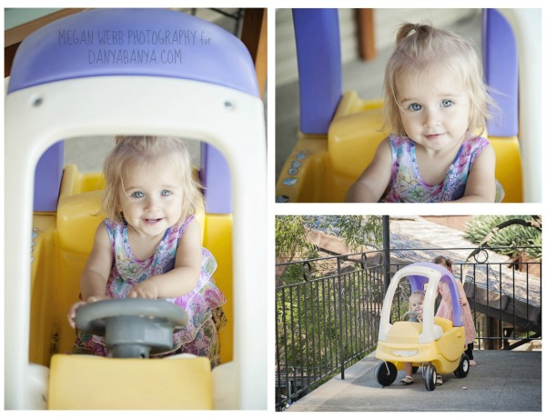 Bee 18 months driving collage