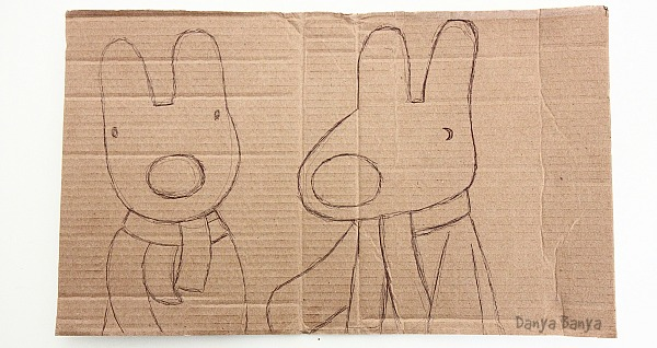 Outline of Gaspard and Lisa