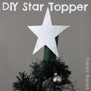 DIY Star Topper