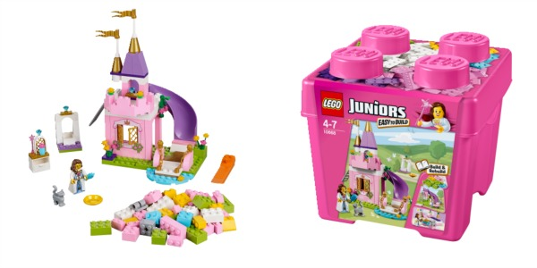 WIN a LEGO Juniors The Princess Castle set
