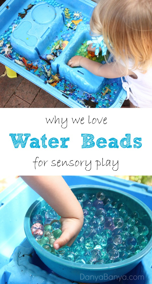 We Love Water Beads Danya Banya