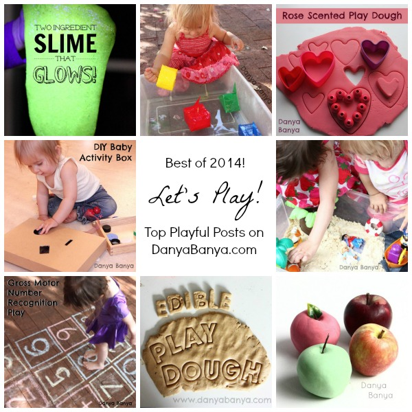 Lets Play - top playful posts on Danya Banya 2014