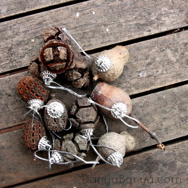 Nature Christmas Ornaments