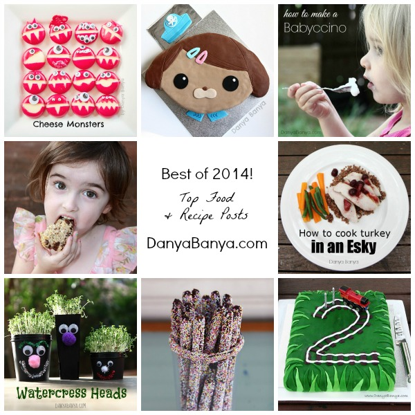 Top Food and Recipe Posts from Danya Banya 2014