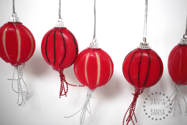 Babybel Chinese New Year Lanterns
