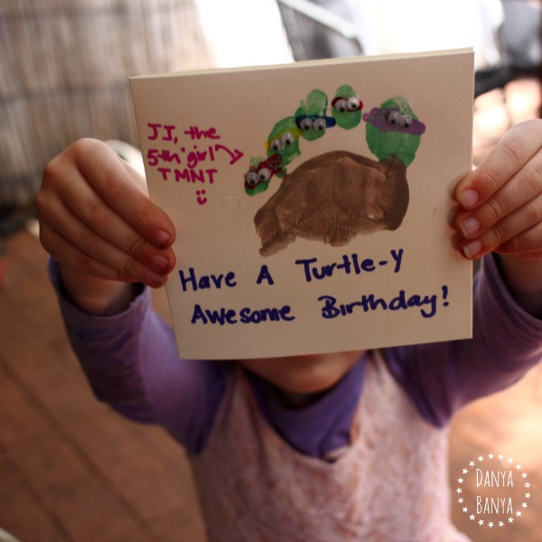Have a turtle-y awesome birthday