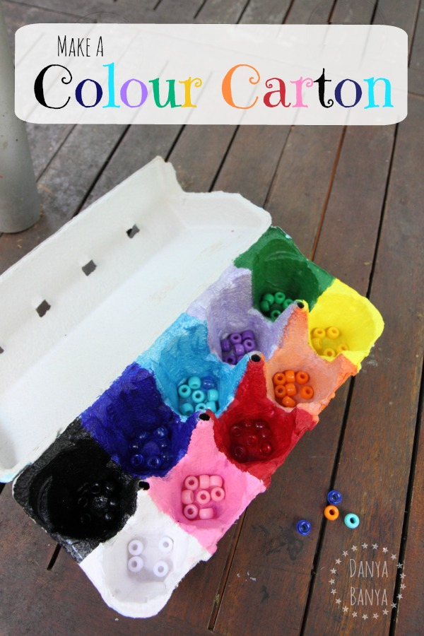 Make a colour carton