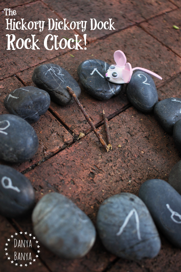 The Hickory Dickory Dock Rock Clock ~ Danya Banya