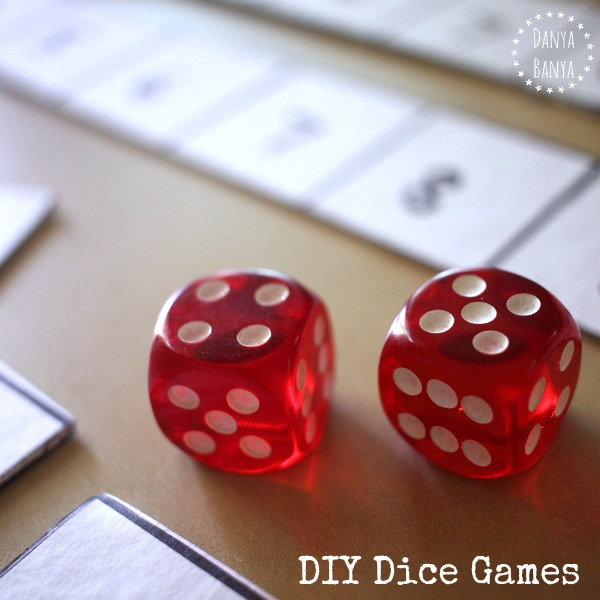 DIY Dice Games