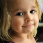 A letter to my 2 year, 9 month old daughter, Bee