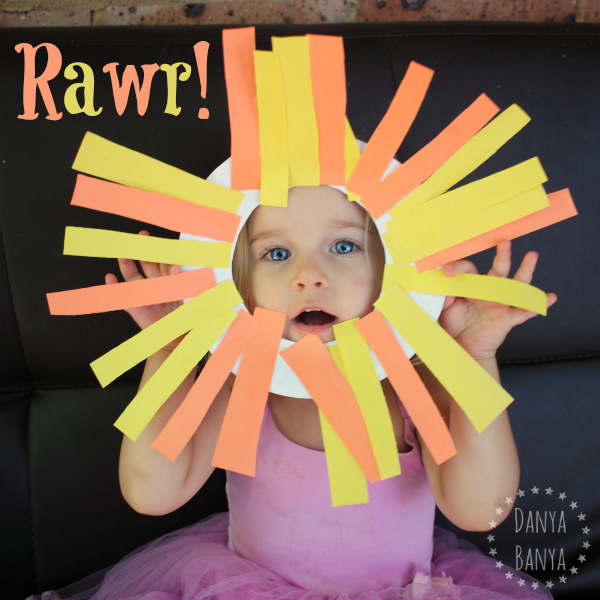 Lion Craft Preschool Pinterest