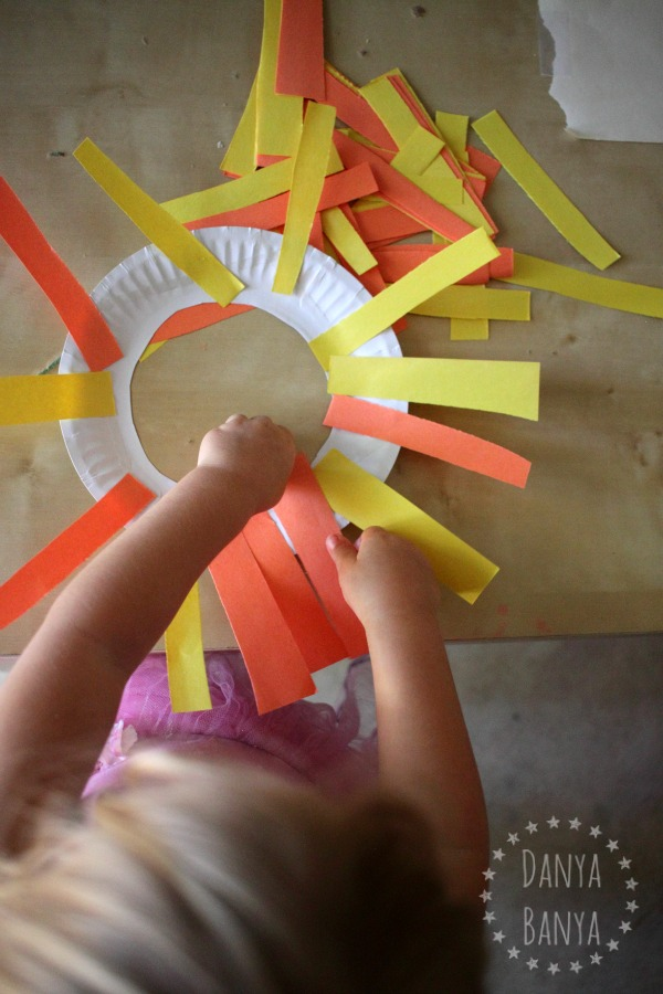 Easy Lion Mask Craft For Toddlers Danya Banya