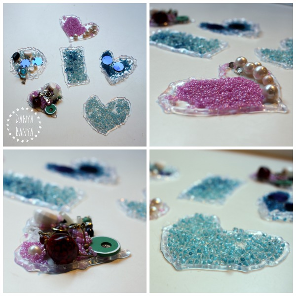 Sequin Suncatchers
