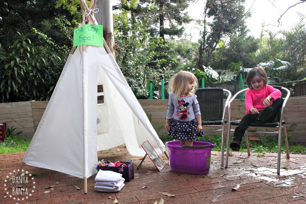 The teepee day spa