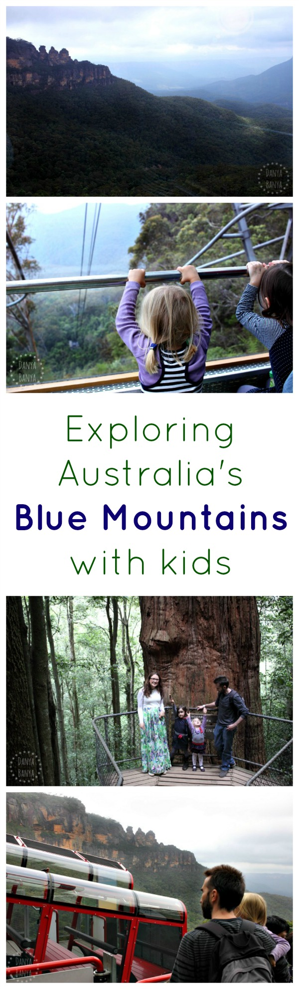Exploring Australias Blue Mountains with kids