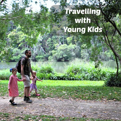 Travelling with young kids