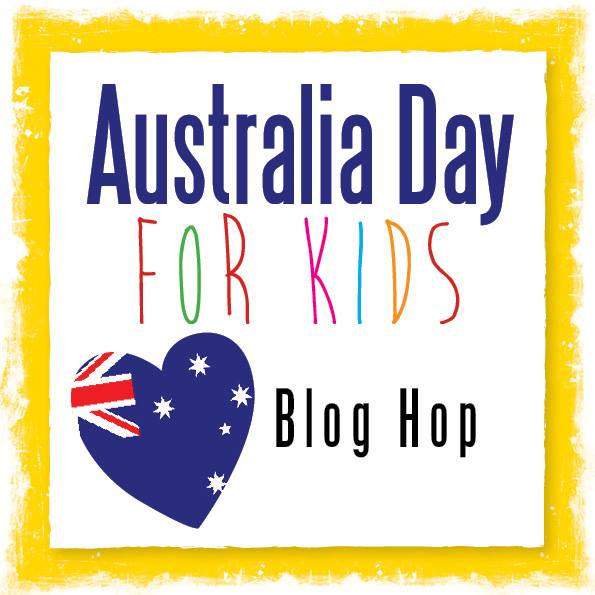 Australia Day for Kids Blog Hop 2016