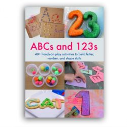 ABCs and 123s ebook cover