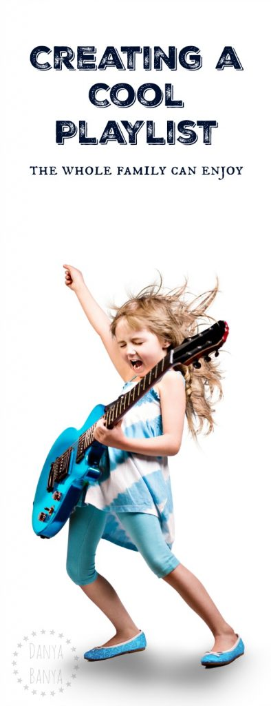 Creating a kid-friendly cool playlist of songs the whole family can enjoy   Music for kids