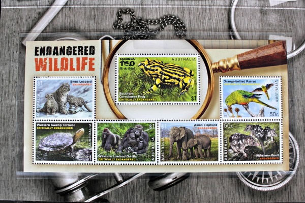 australia-post-stamp-collector-set-endangered-wildlife