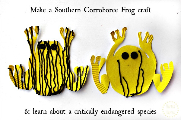make-a-southern-corroboree-frog-craft-and-learn-about-a-critically-endangered-species-biology-for-kids