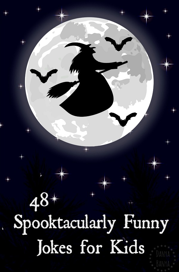 48 funny jokes for kids great for a spooky party or halloween