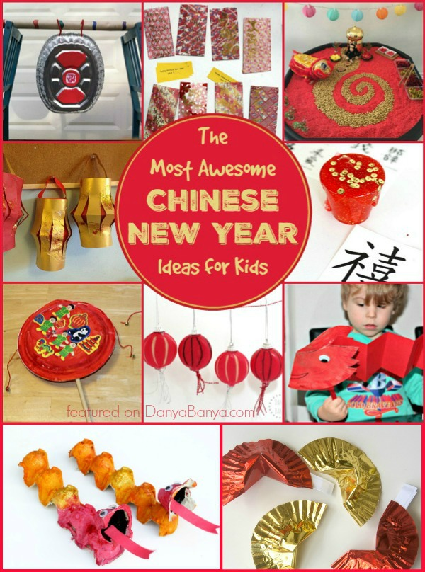 The most awesome Chinese Lunar New Year activities for kids