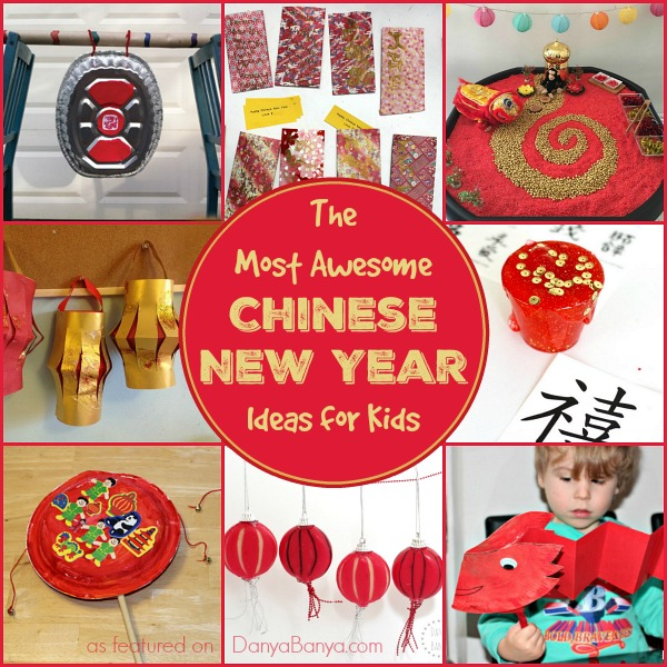 The most awesome chinese new year ideas for kids to help kids learn