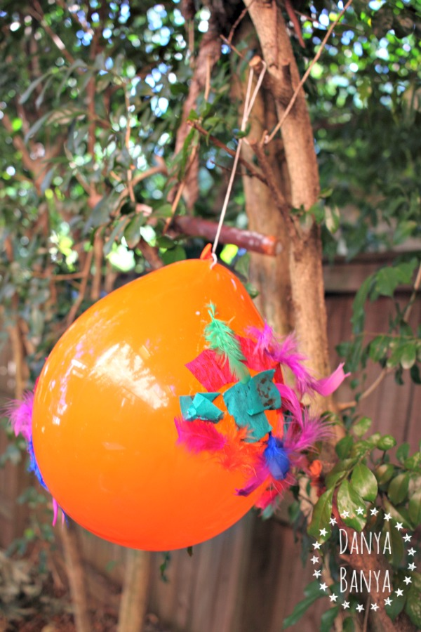 Balloon decorations art