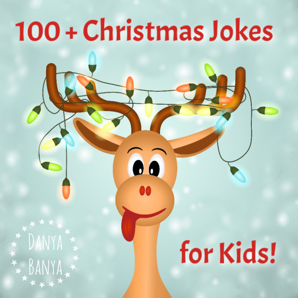 100 Christmas Jokes for Kids