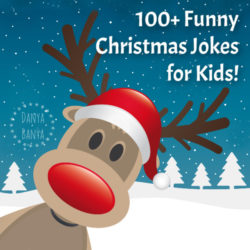 Christmas jokes for kids square