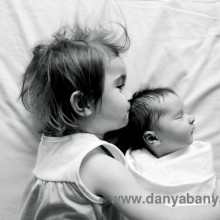 Newborn photoshoot with Megan Webb Photography